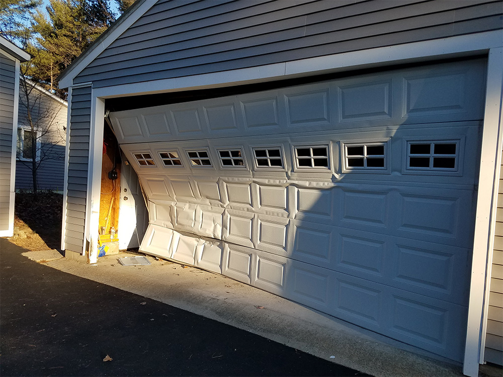 What to do in an emergency for garage door repair