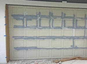 HOW TO FIX A RUSTY GARAGE DOOR