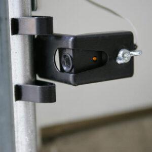 How to fix a malfunctioning garage door sensor