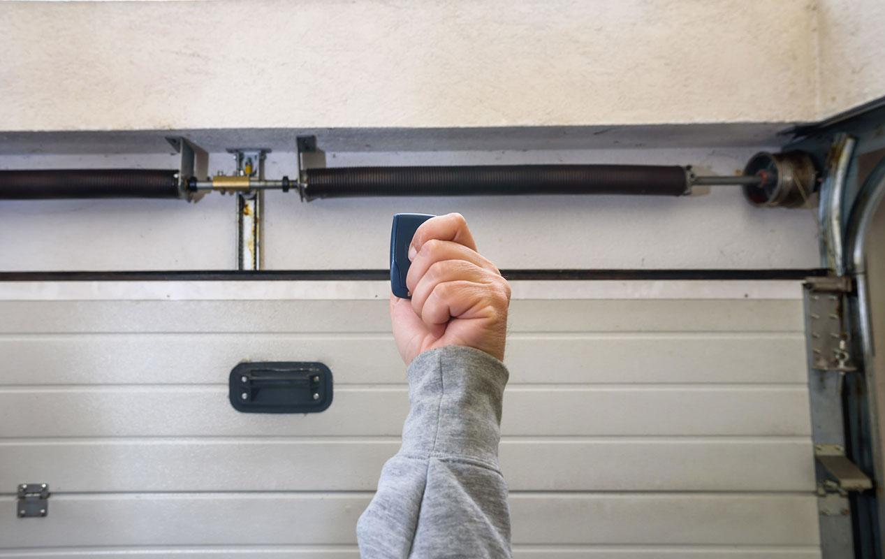 Garage Door Torsion Springs Repair