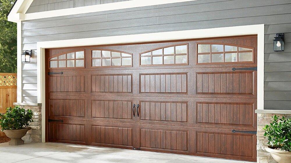 When to Fix Your Garage Door